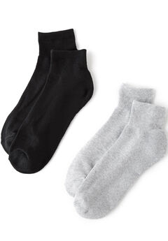 Athletic 2-Pack Ankle Socks,