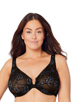 Glamorise® Front Close Wonderwire Bra,