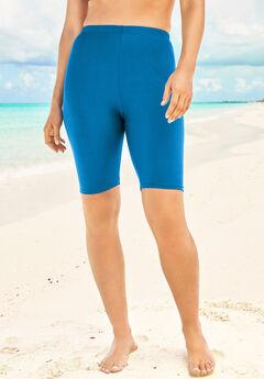 Swim Bike Short, AZZURE BLUE