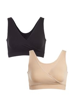 Dreamy Comfort Cotton Sleep & Leisure Bra ,