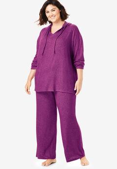 Dreams & Co.® Supersoft Wide Leg Lounge Pant,