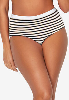 Seamless Full Brief Panty,