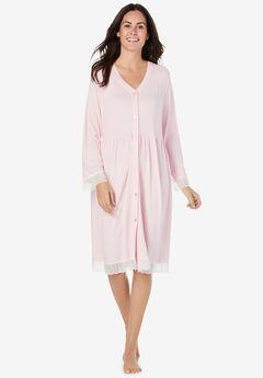 Empire Waist Lace Sleep Gown,