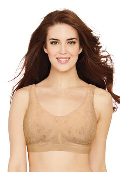 Comfort Revolution® ComfortFlex Fit® Shaping Wire Free Bra DF3488,