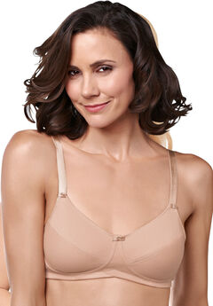 Amoena Ruth Cotton Soft Cup Bra,