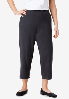 EveryWear Essential Cropped Pant,
