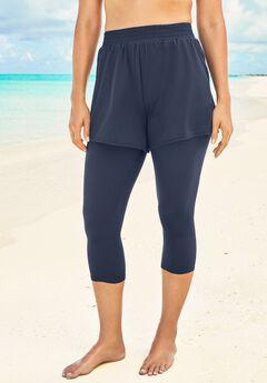 Shorted Swim Capri,