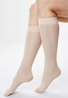 3-Pack Knee-High Support Socks ,