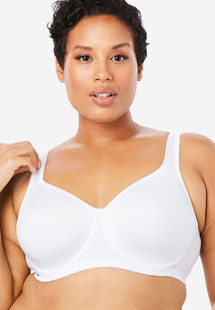 Unlined Underwire Bra ,