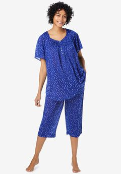 Short Sleeve Cooling PJ set,
