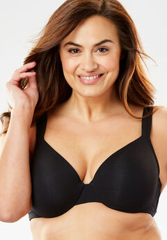 Cotton Underwire T-Shirt Bra ,