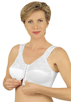 Front Hook Mastectomy Comfort Plus Bra,
