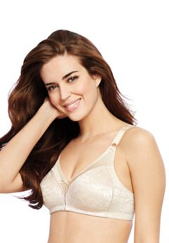 Double Support® Lace Wirefree Bra DF3372,