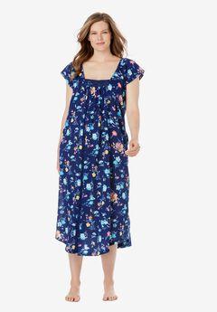 Whisperweight Gauze Nightgown ,