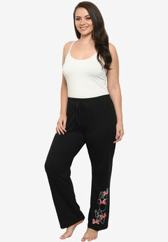 Minnie Mouse Bows Icons Lounge Pants,