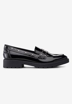 Studded Loafer,