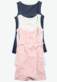 3-pack Sleeveless Tank,