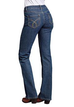 Bootcut 5-pocket Jeans,