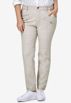 Seamed Pants,