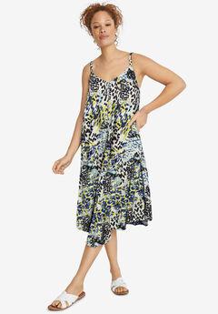 Bali Point Hem Dress,