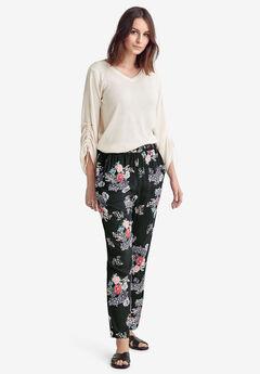 Woven Soft Pants,