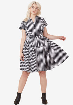 Sandy Shirtwaist Dress,