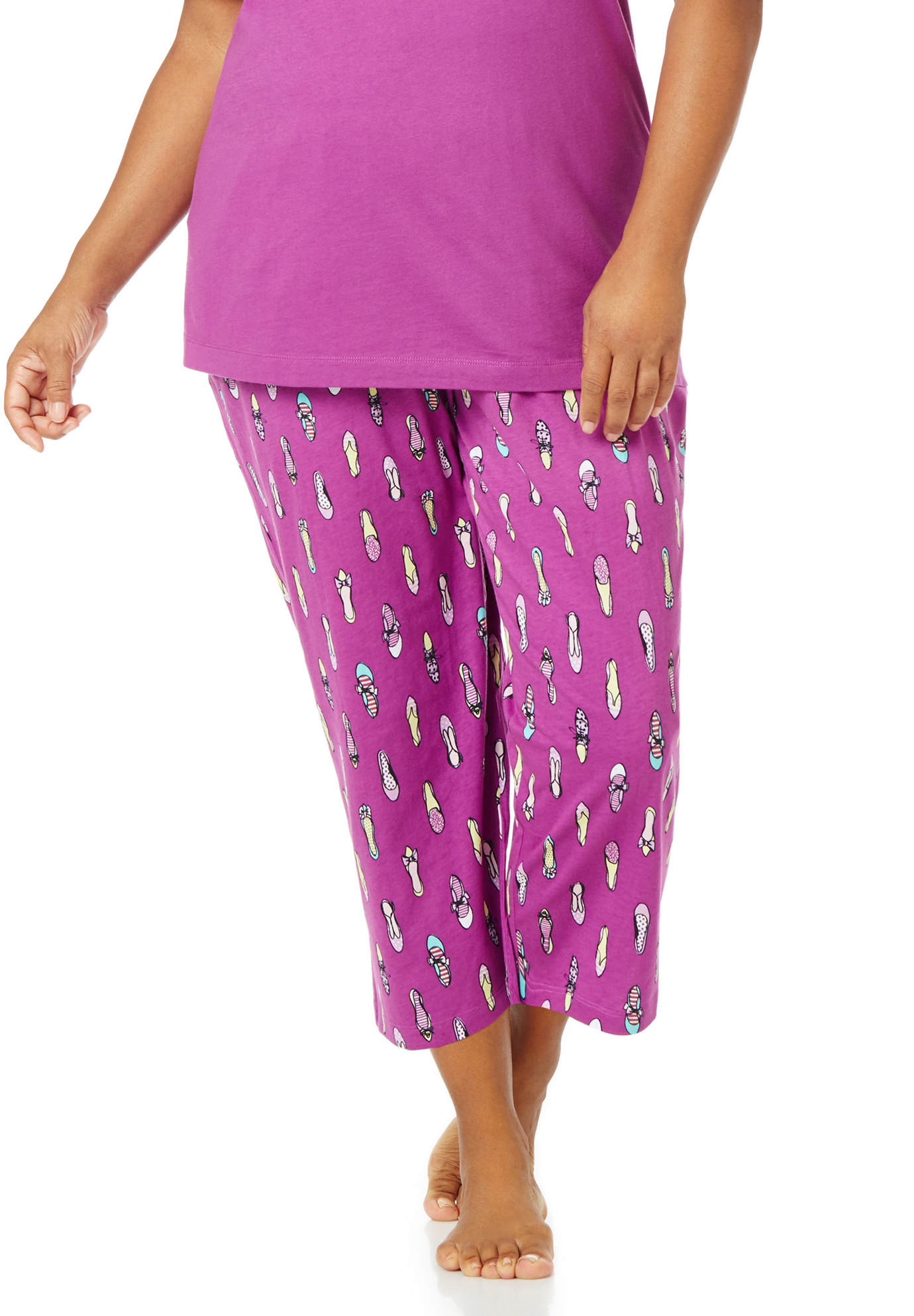 Spring Chic Sleep Capri,