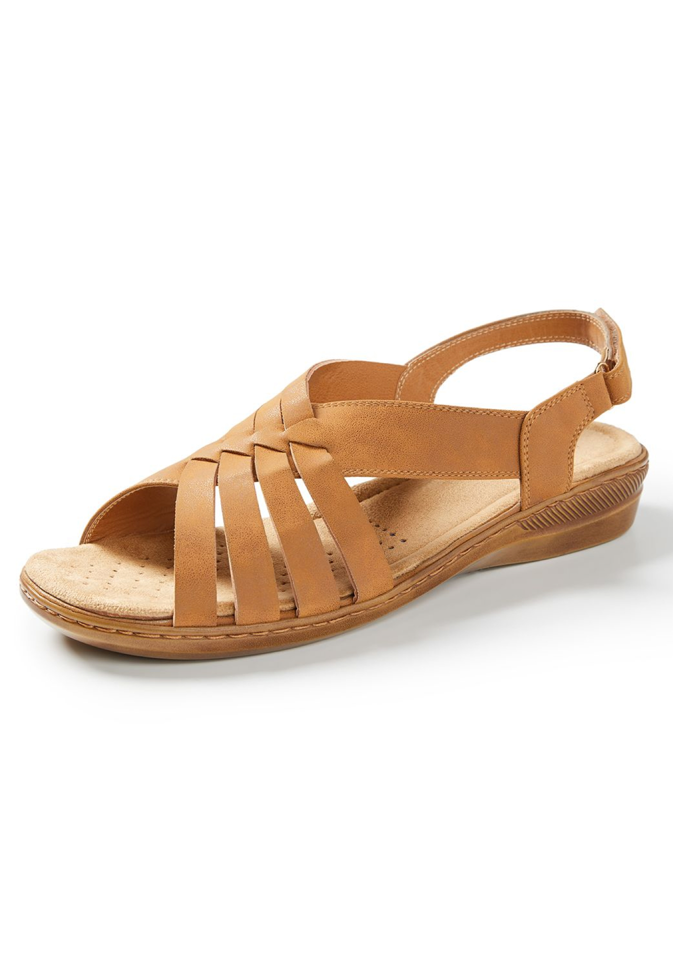Good Soles Crisscross Sandal,