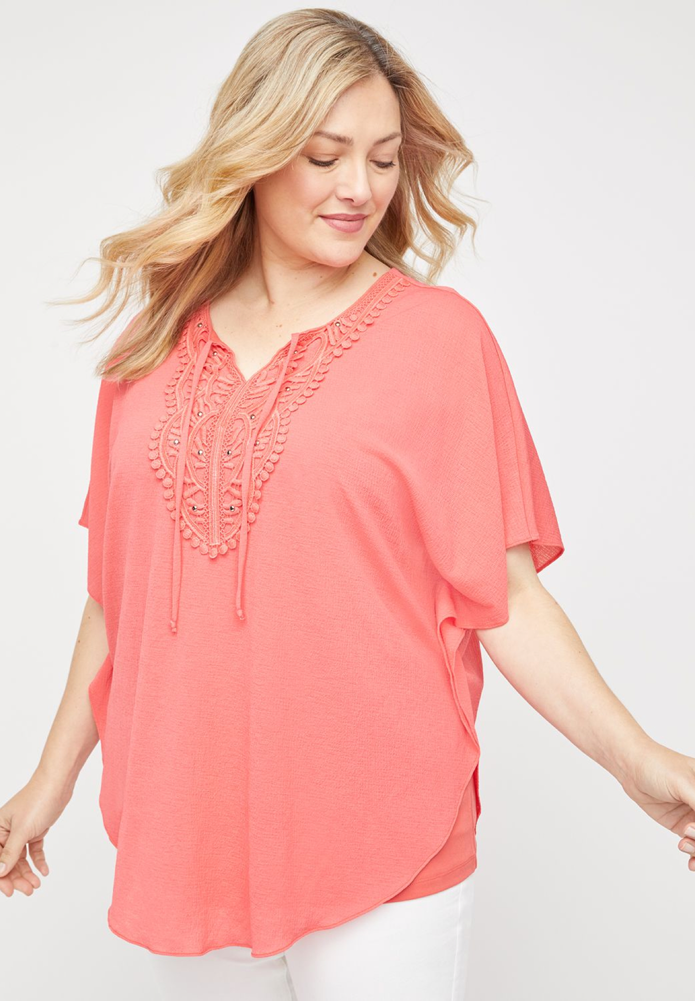 Breezy Wilshire Top,