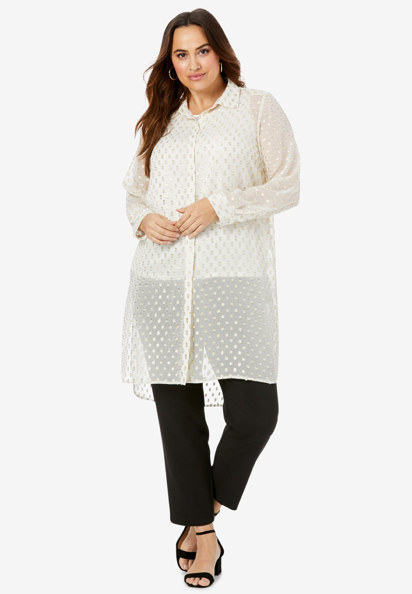 Hi-Low Mega Tunic,