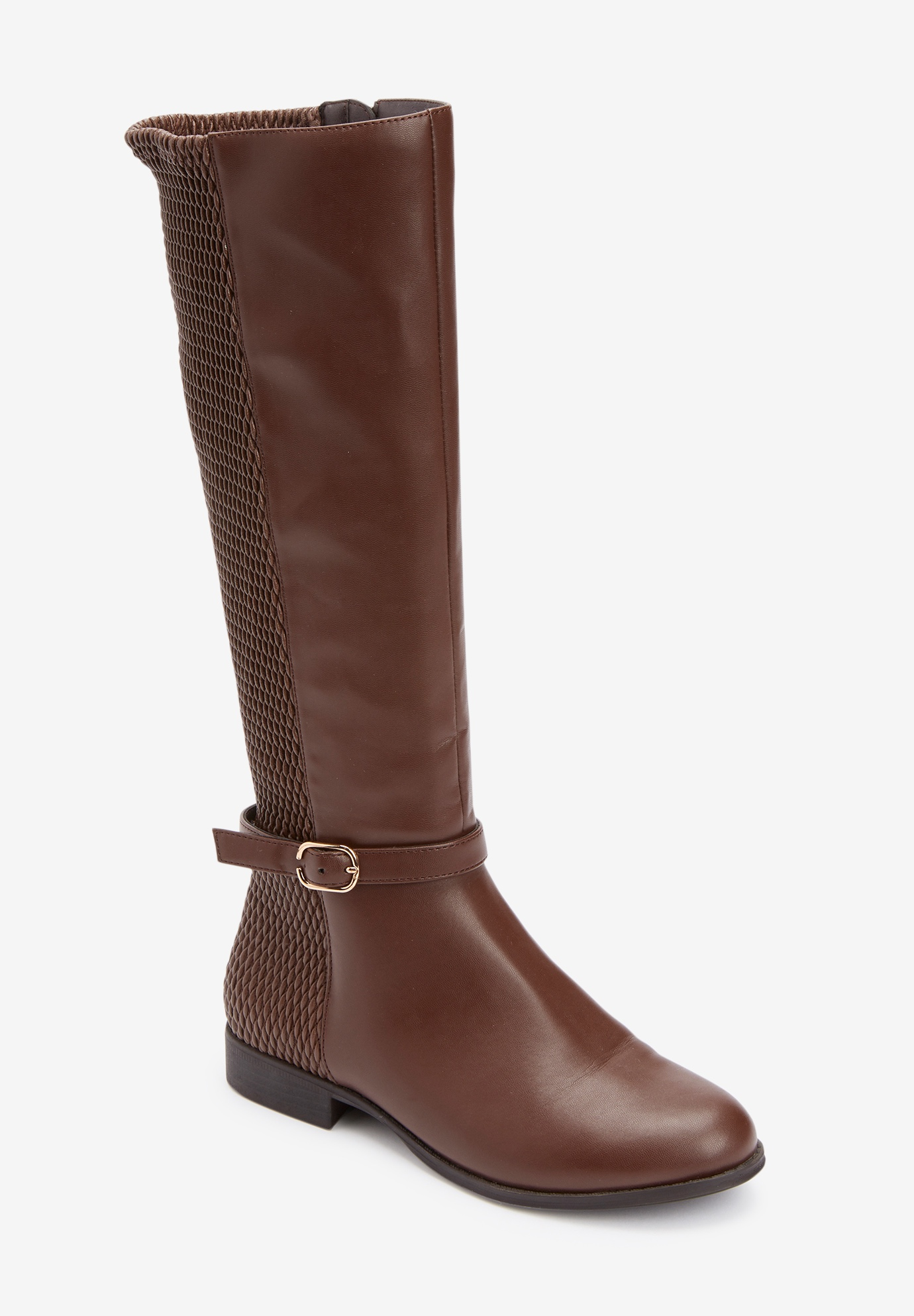 The Reeve Wide Calf Boot ,