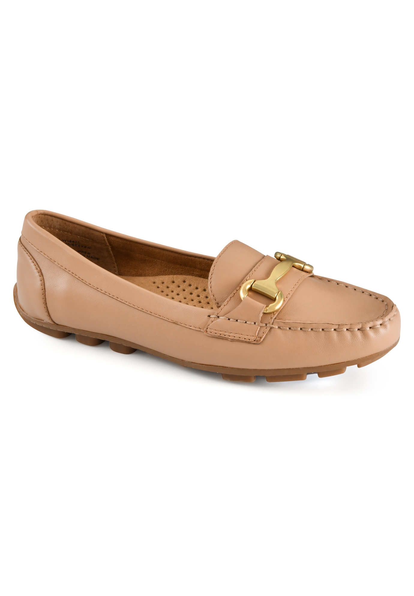 Seeker Leather Moccasin ,