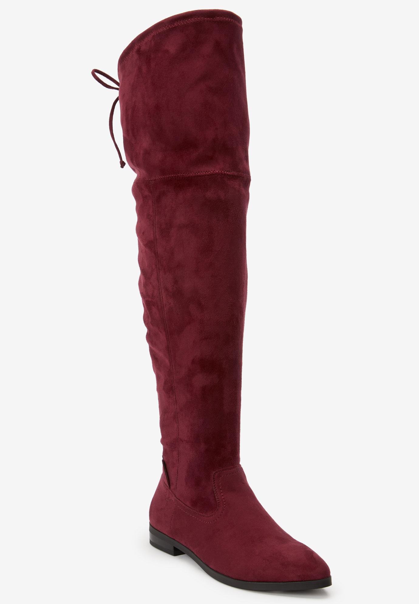The Cameron Wide Calf Boot ,
