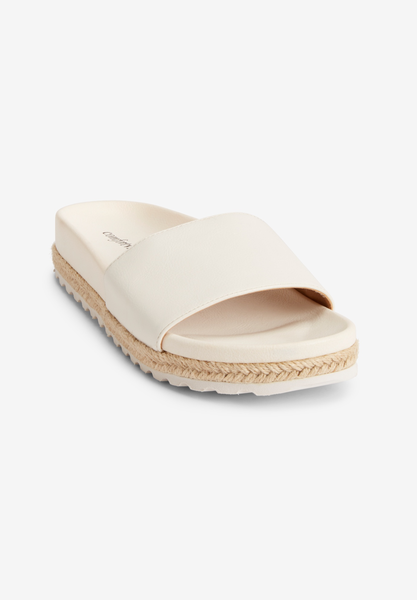 The Evie Footbed Sandal ,