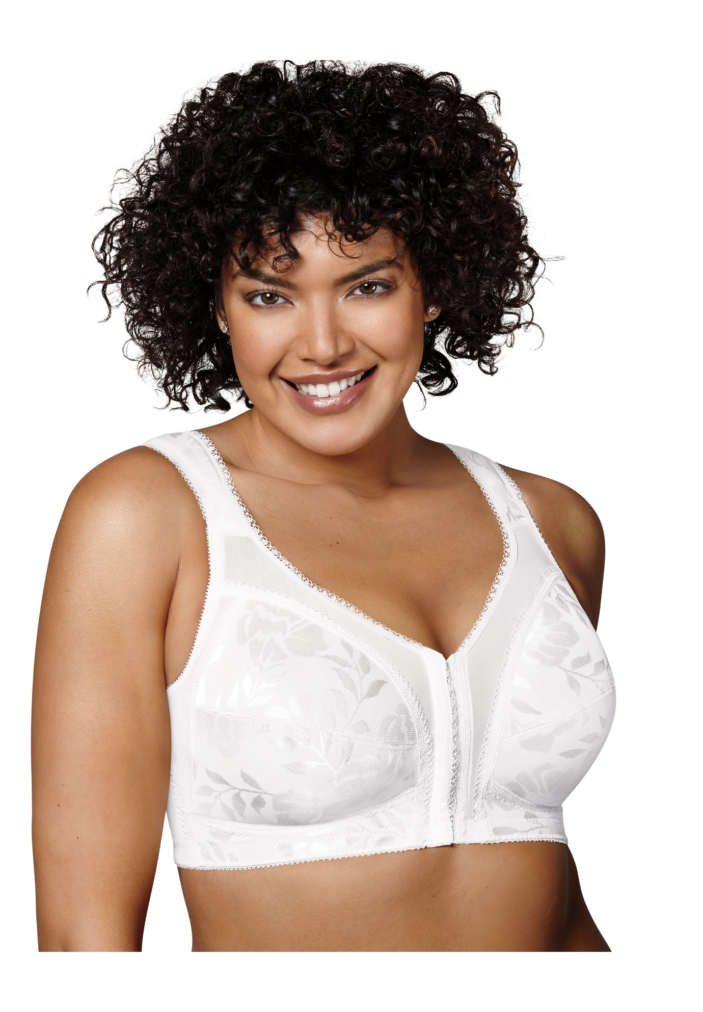 Playtex® 18 Hour Custom Flex Back Wirefree Bra,