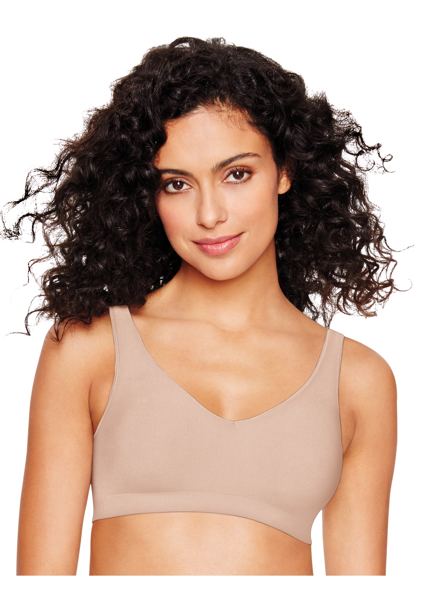 Ultimate Smooth Inside and Out ComfortFlex Fit® Wirefree Bra ,