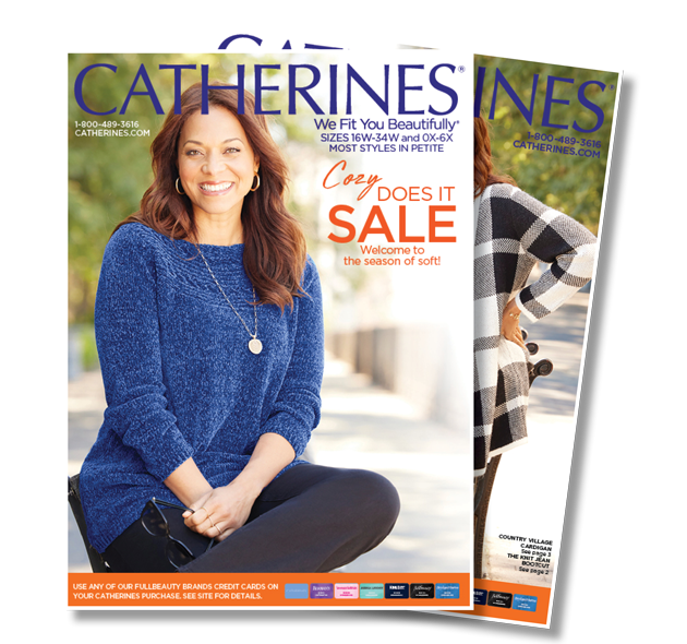 Catherines Catalogs - Join the mailing list