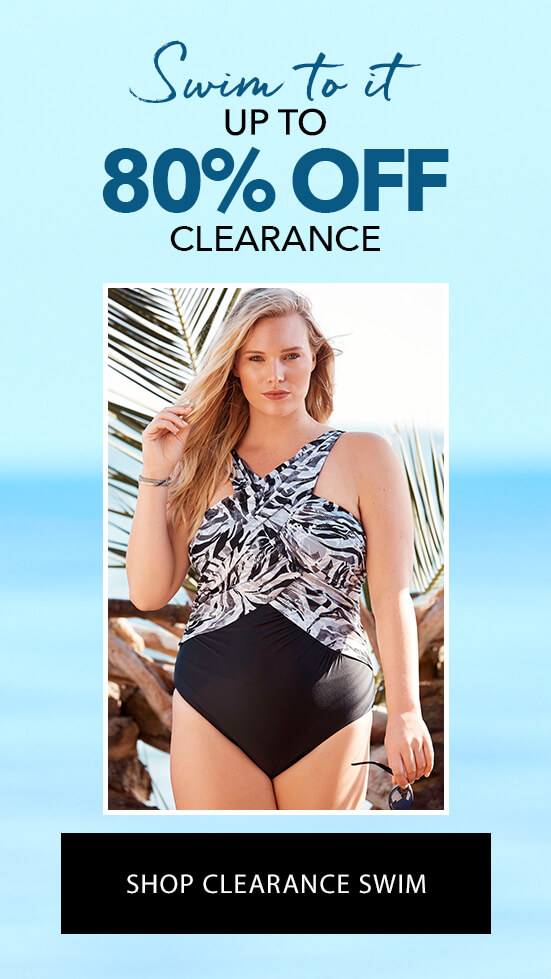 Swimwear Clearance up to 80% off - Shop Swim Clearance