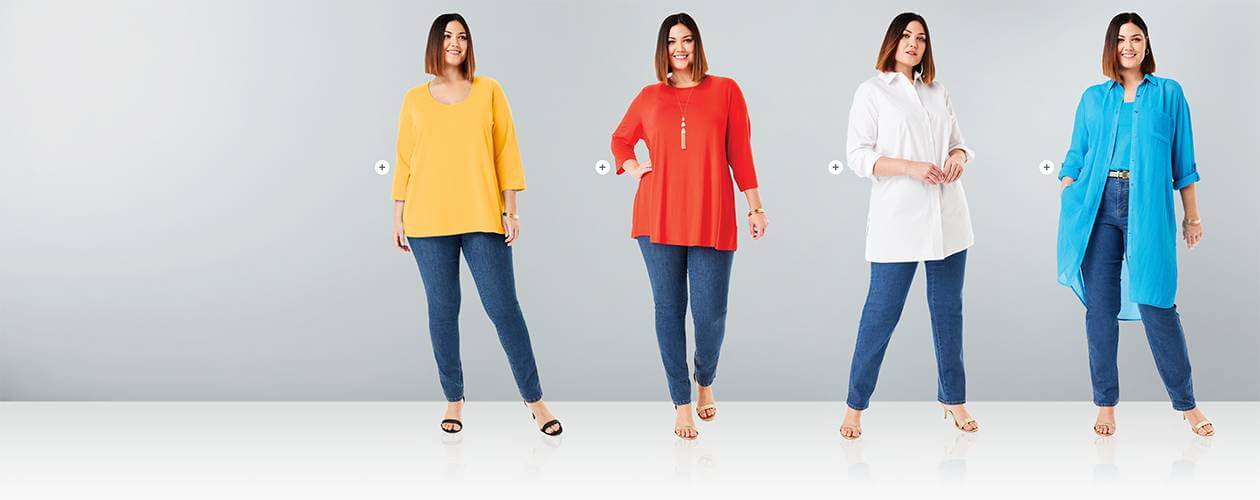 Great Lengths. Shop tunics by length.
